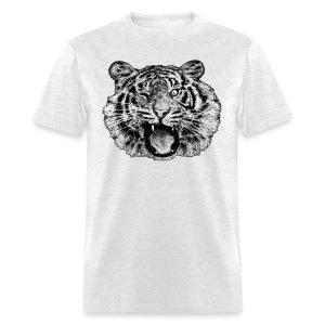Winking Tiger (men) - Men's T-Shirt