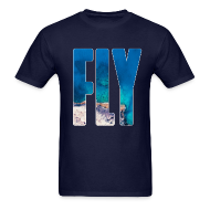 T-Shirts ~ Men's T-Shirt ~ Fly