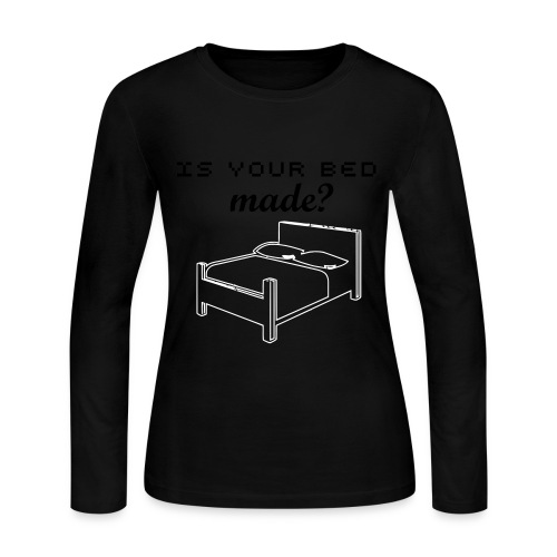 Vampire Weekend - Is Your Bed Made - Women's Long Sleeve Jersey T-Shirt