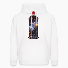 Cosmic Spray Paint Hoodies