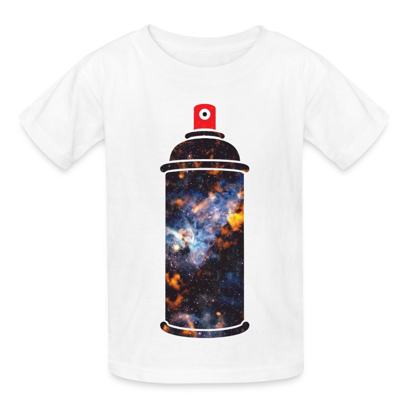 cosmic spray paint t shirt spreadshirt. Black Bedroom Furniture Sets. Home Design Ideas