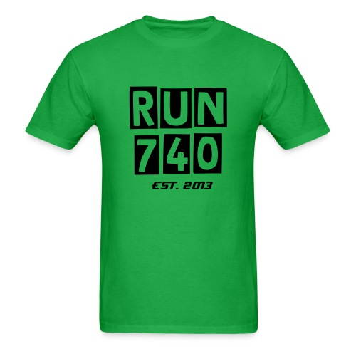 RUN 740 MEN'S T-SHIRT - Men's T-Shirt