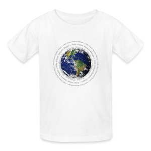 Imagine a World Without Monsanto - Kids' T-Shirt