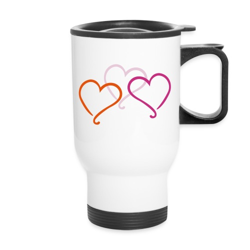 Coeur - Travel Mug