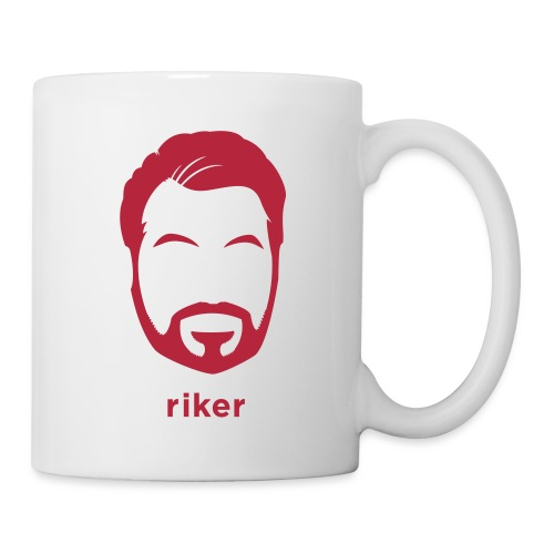 [william-t-riker] - Coffee/Tea Mug
