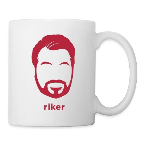 [william-t-riker] - Coffee/Tea Mug