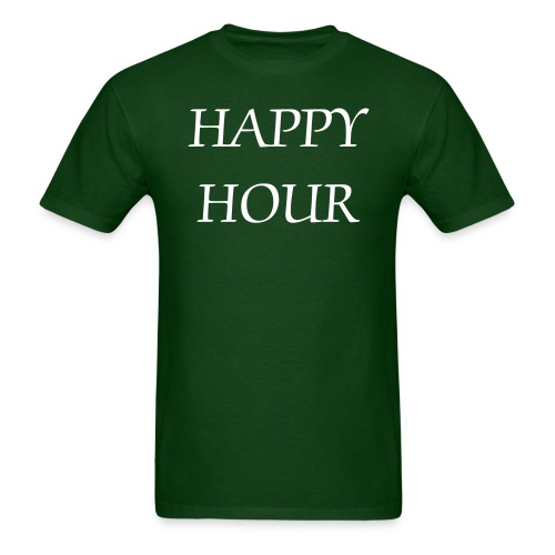 Happy Hour Standard T-shirt - Men's T-Shirt