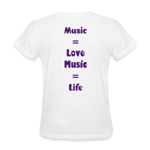 Love Music  - Women's T-Shirt