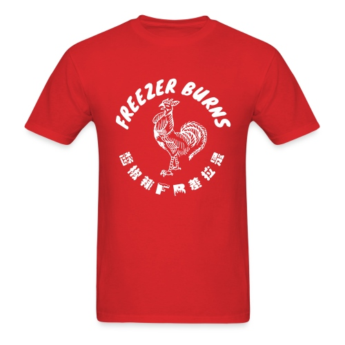 Hot Makes Everything Better RED - Men's T-Shirt