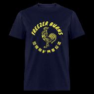 T-Shirts ~ Men's T-Shirt ~ Hot Makes Everything Better BLUE