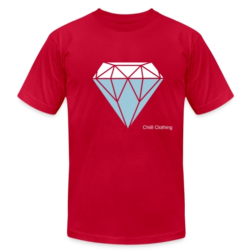 Diamond T-Shirt  - Men's Fine Jersey T-Shirt