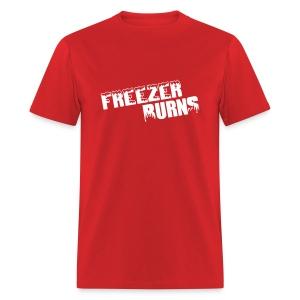 Freezerburns Red - Men's T-Shirt