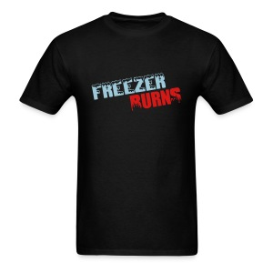 Freezerburns Black - Men's T-Shirt