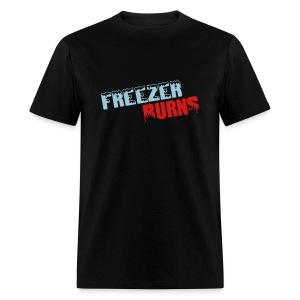 Freezerburns Black - Men's T-Shirt