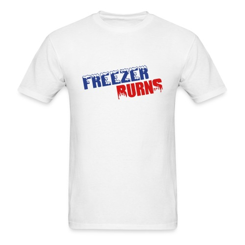 Freezerburns T-Shirt - Men's T-Shirt