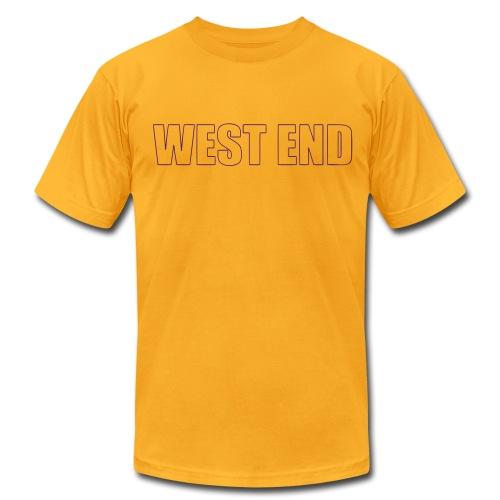 WES Graduation T 2013 - Men's Fine Jersey T-Shirt