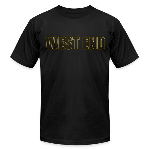 WES Grad T 2013 - BLACK - Men's  Jersey T-Shirt