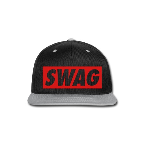 Baked Snapback - Snap-back Baseball Cap
