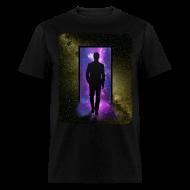 T-Shirts ~ Men's T-Shirt ~ Space Door