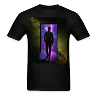 T-Shirts ~ Men's T-Shirt ~ Space Door