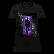 T-Shirts ~ Women's T-Shirt ~ Space door