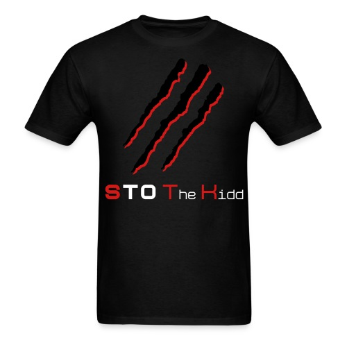 STO The Kidd(Red) - Men's T-Shirt
