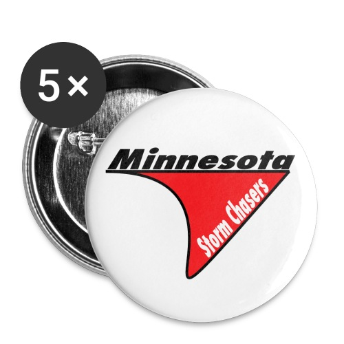 2.25 Inch Buttons - Buttons large 2.2'' (5-pack)