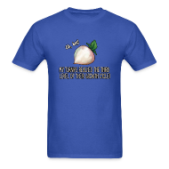 T-Shirts ~ Men's T-Shirt ~ PBG Turnip T-Shirt!