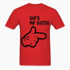 shes_my_sister T-Shirts