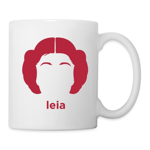 [princess-leia] - Coffee/Tea Mug