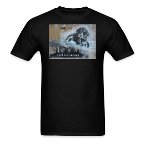 Redzone Eject and Survive Men's Shirt - Men's T-Shirt