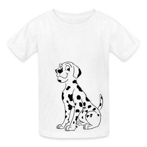Giraffe Cartoon T-Shirt - Kids' T-Shirt