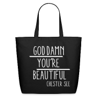 Bags & backpacks ~ Eco-Friendly Cotton Tote ~ Article 12511212
