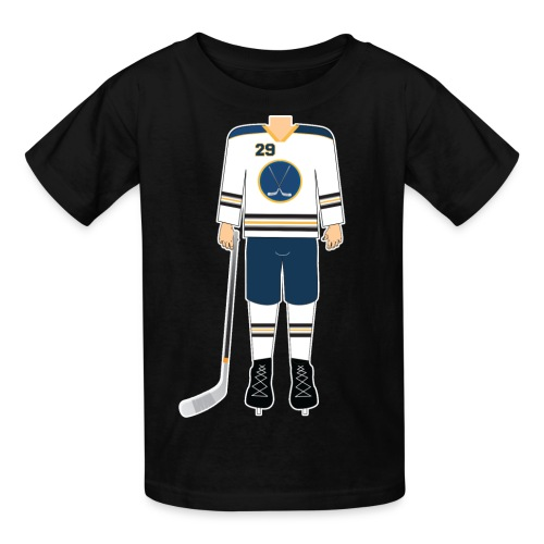 29 Buff hockey - Kids' T-Shirt