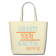 Bags & backpacks ~ Eco-Friendly Cotton Tote ~ Article 12511208