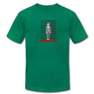 T-Shirts ~ Men's T-Shirt by American Apparel ~ Article 12511236