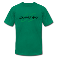 T-Shirts ~ Men's T-Shirt by American Apparel ~ Article 12511250