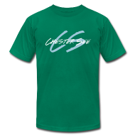 T-Shirts ~ Men's T-Shirt by American Apparel ~ Article 12511253