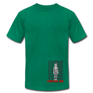 T-Shirts ~ Men's T-Shirt by American Apparel ~ Article 12511234
