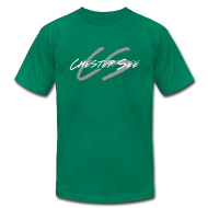 T-Shirts ~ Men's T-Shirt by American Apparel ~ Article 12511639