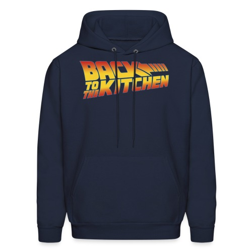 Back To the kitchen - Men's Hoodie