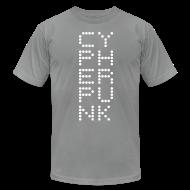 T-Shirts ~ Men's T-Shirt by American Apparel ~ Cypherpunk