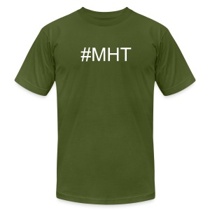 #MHT T-shirt by American Apparel - Men's Fine Jersey T-Shirt