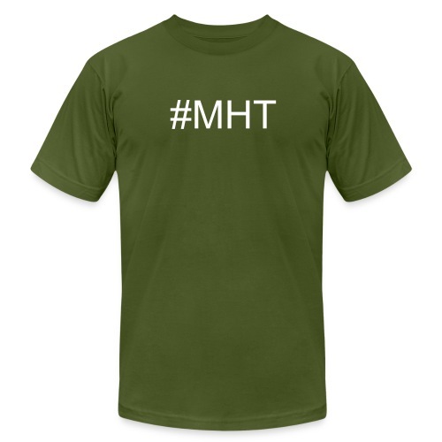 #MHT T-shirt by American Apparel - Men's T-Shirt by American Apparel