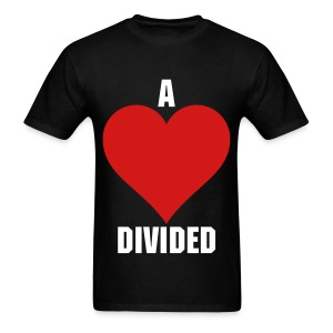 AHD Heart T-shirt - Men's T-Shirt