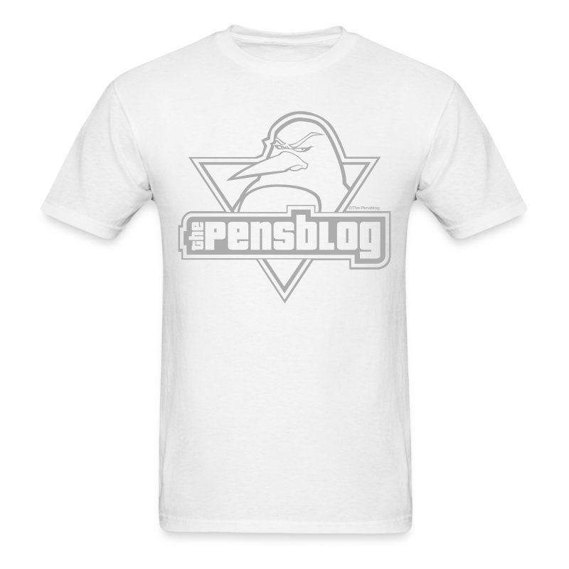 tpbwhiteout - Men's T-Shirt
