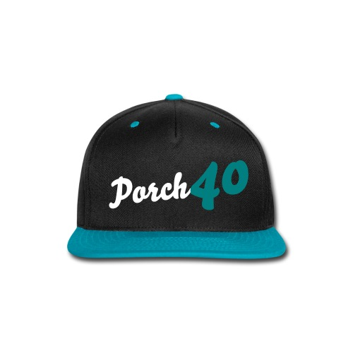 Porch40 Snap-back - Snap-back Baseball Cap
