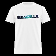 T-Shirts ~ Men's T-Shirt ~ Swagzilla Freshness