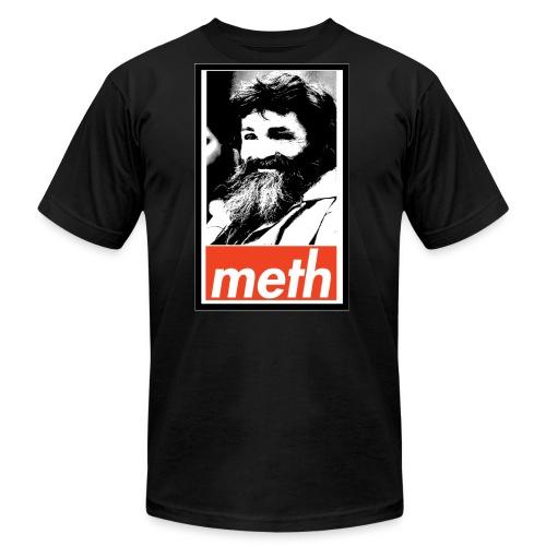 Manson's Meth Men's American Aparrel T-shirt - Men's Fine Jersey T-Shirt