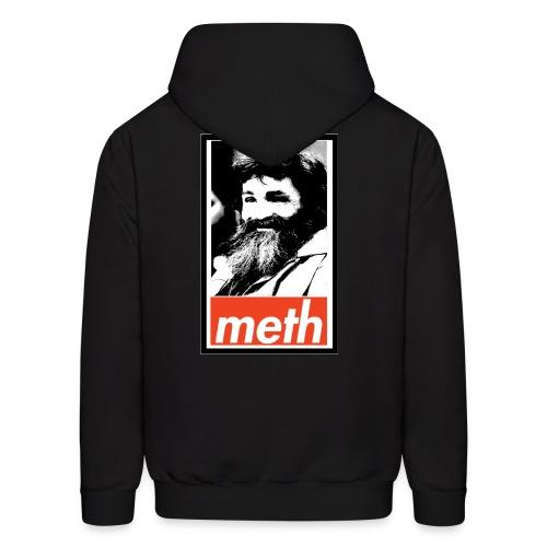 Manson's Meth Zip Jacket - Men's Hoodie